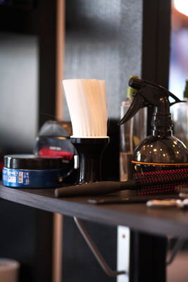 barber tools and equipment